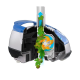 Robot limpiafondos Hayward Navigator VFLEX