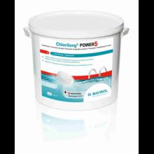 Chlorilong® POWER 5 (envase 10kg.) con cápsula Clorodor Control®