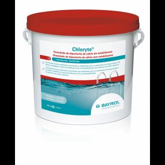 Chloryte granulado no estabilizado (envase 5 kg.)