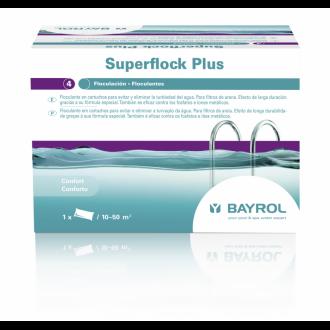 Floculante en Cartuchos Superflock Plus Bayrol
