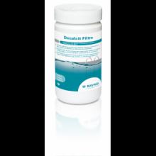 Granulado ácido Decalcit Filtre Bayrol