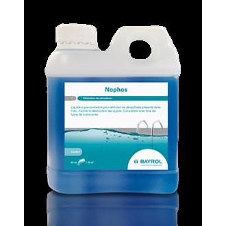Eliminador de Fosfatos Nophos Bayrol