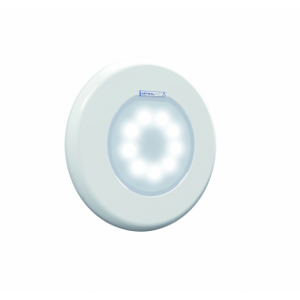 Conjunto de embellecedor blanco + punto de luz blanco FlexiNiche AstralPool