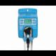 Bomba peristáltica de pH con electrodo amplificado de pH/Tª, con conexión tubería