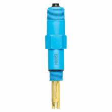 Electrodo digital amplificado de pH/Tᆰ, conector DIN, 2 m