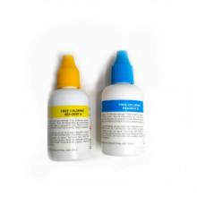 Reactivo líquido Cloro Libre 0,00 a 5,00 mg/L 100 test
