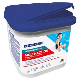 Cloro Piscinas Multiacción Astralpool 1 kilo 34438
