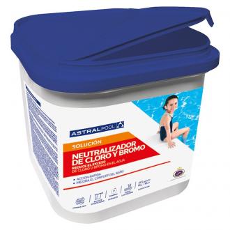 NEUTRALIZADOR CLORO-BROMO 6 kg