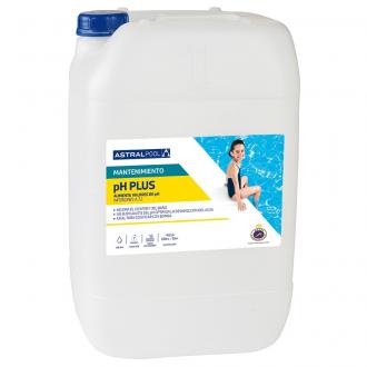 Incrementador PH plus Líquido Astralpool 25 litros