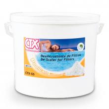 CTX-55 Desincrustante sólido de filtros