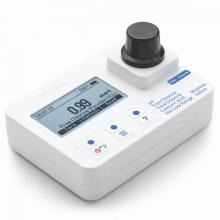 Fotómetro portátil Cloro Libre y Total/Bromo/pH/Ácido Cianúrico/Hierro/Iodo