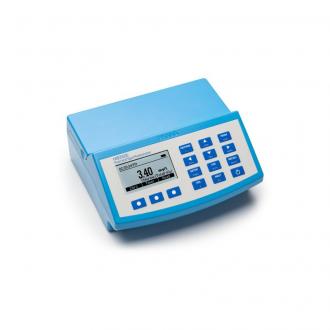 Fotómetro multiparamétrico sobremesa y pHmetro