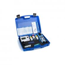 Turbidímetro y Fotómetro multiparamétrico portátil Cloro Libre y Total/pH/ácido Cianúrico/Alcalinidad