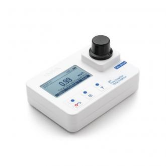 Fotómetro portátil Cloro Libre, Total y pH ( 0,00 a 5,00 mg/L 6,5 a 8,5 pH)