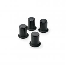 Tapas de plástico para cubetas de vidrio serie HI93, 4 ud