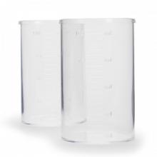 Vaso de precipitados de plástico Hanna