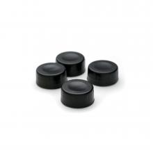 Tapas de cubeta para turbidímetros de sobremesa y HI83749, 4 ud