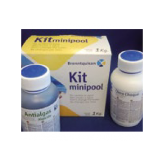 KIT MINIPOOL PISCINAS