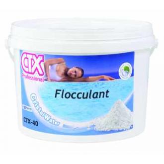 Floculante granulado CTX-40 Flocculant