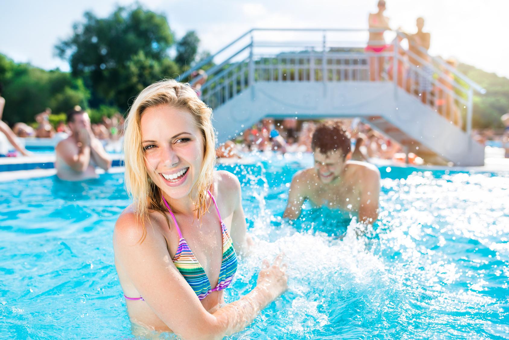 mantenimiento de piscinas en grandes comunidades